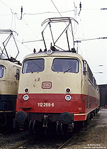 112 269 in rot beige im Bw Hannover