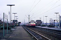 112 309 mit OldenburgCity IC657 in Delmenhorst